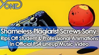 Download Shameless Plagiarist Screws Sony, Rips Off Student & Professional Animations In PS4 Lineup Video Video