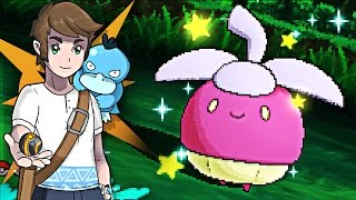 Download Live Shiny Bounsweet After 185 SOS Encounters - Pokemon Sun & Moon Video