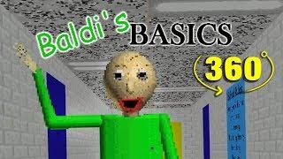 Download Baldi's Basics 360 Video