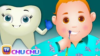 Download Brush Your Teeth Song | Good Habits Nursery Rhymes For Children | ChuChu TV Video
