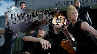 Download THE QUEST FOR DAVE | Final Fantasy XV Video