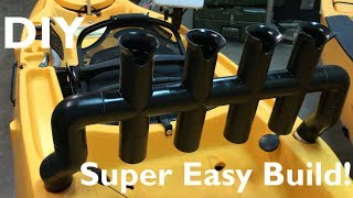Download How To Build A PVC Rod Holder For Hobie Outback Video
