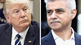 Download Trump Goes After London's Mayor Video