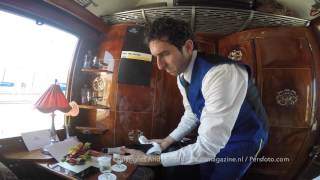 Download Venice Simplon Orient Express Full Experience filmed in 4K from Venice to London Video