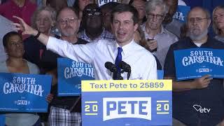 Download S.C. 2020: Mayor Pete Buttigieg in North Charleston on May 5, 2019 Video