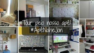 Download Tour pelo nosso apartamento! #ApêNaheJon Video