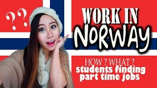 Download Work in Norway I Part time, Job opportunities , Challenges ,Tax, Student Video