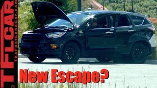 Download 2018 Ford Escape Prototype Spied in the Wild Video