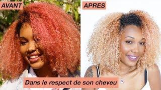 Download Comment faire dégorger sa couleur en gardant des cheveux sains ? ⎜ThePrettyUsMU Video