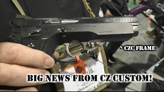 Download CZ Custom New Products at SHOT Show 2017 Video
