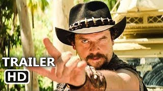 Download DUNDEE Official Trailer EXTENDED (2018) Chris Hemsworth, Danny McBride, New Comedy Movie HD Video