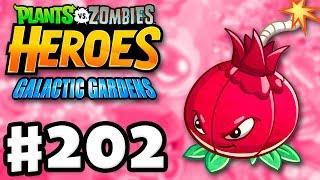 Download Atomic Bombegranite! - Plants vs. Zombies: Heroes - Gameplay Walkthrough Part 202 Video
