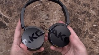 Download AKG Y50BT Bluetooth Headphones: How Good Are They? Video