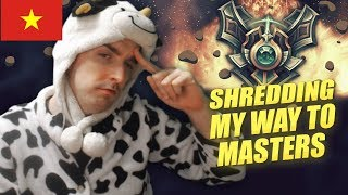 Download SHREDDING MY WAY TO MASTERS IN VIETNAM - Cowsep Video