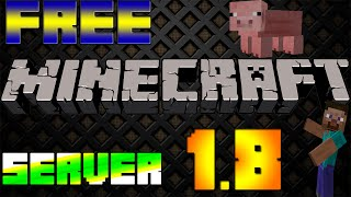 Download How To Make A FREE Minecraft Server/Craft Bukkit: 1.8.1 TUTORIAL 2015 Video