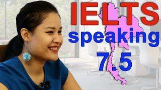 Download IELTS Speaking Score 7.5 - Thai - Good Job! Video