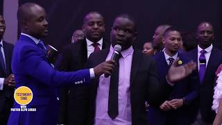Download AMAZING: This Pastor thought that PROPHETS ARE FAKE until he met Ps Alph Lukau Video