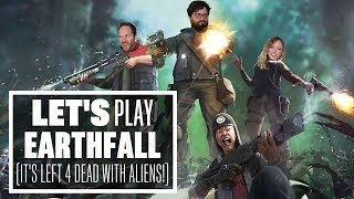 Download Let's Play Earthfall - It's like Left 4 Dead but with aliens! Video