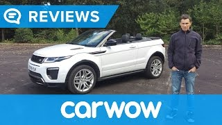 Download Range Rover Evoque Convertible 2017 SUV review | Mat Watson Reviews Video