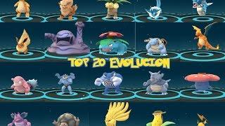 Download EVOLUCIÓN POKÉMON GO AMAZING- TOP 20 RARE POKEMON EVOLVING Video