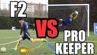 Download EPIC BATTLE | F2 VS PRO KEEPER! Video