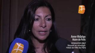 Download YENNAYER 2967 - Anne Hidalgo, Maire de Paris Video