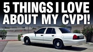 Download 5 Things I Love About My Police Interceptor! (Crown Vic) Video