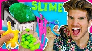 Download DON'T DEEP FRY SLIME OR STRESS TOYS! Video