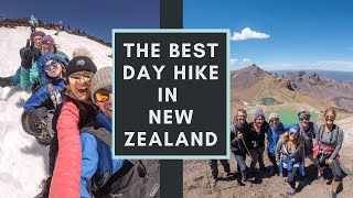 Download The Tongariro Alpine Crossing, New Zealand Video