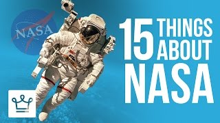 Download 15 Things You Didn't Know About NASA Video
