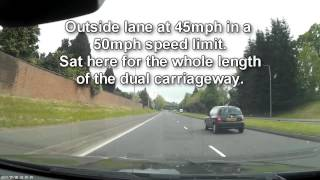 Download Driving on Northern Ireland Roads Video