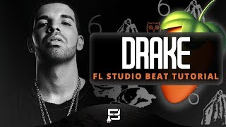 Download How To Make A Drake Type Beat On FL Studio 12 | Making A Hard 2018 OVO/ Trap Soul Beat Video