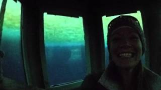Download Under-Sea-Ice Observation Tube at McMurdo Station, Antarctica Video