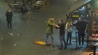 Download Breda: Mishandeling voor café Walkabout aan de Havermarkt Video