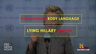 Download The Secrets of BODY LANGUAGE - Lying Hillary special Video
