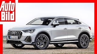 Download Zukunftsaussicht: Audi Q3 Sportback (2019) Details / Erklärung Video
