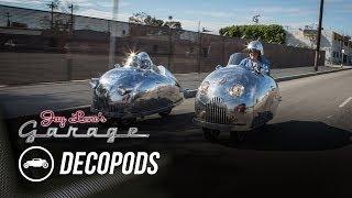 Download Randy Grubb's Decopods - Jay Leno's Garage Video
