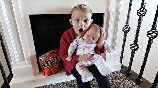 Download CUTE BABY HIDE AND SEEK! Video