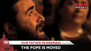 Download Musical Aramaic rendition of the Our Father that moved the pope in Georgia Video