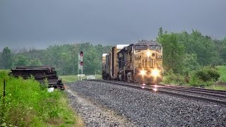 Download TRRS 477: ″Whoops!″ CSX Freight Train Stalls on Grade Video