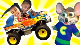 Download Chuck E Cheese Family Fun Indoor Games and Activities for Kids at the Children Play Area Center Video
