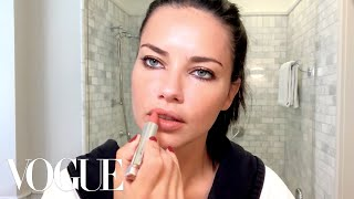 Download Adriana Lima Gets Ready for a Night Out | Beauty Secrets | Vogue Video