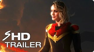 Download CAPTAIN MARVEL (2019) First Look Trailer Concept - Brie Larson Marvel Movie HD Video