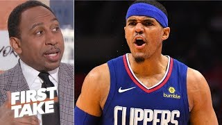 Download The Clippers won the Tobias Harris trade with the 76ers – Stephen A. | First Take Video