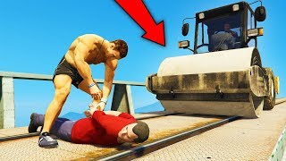 Download GTA 5 FAILS & EPIC MOMENTS #51 (Best GTA 5 Wins & Stunts, GTA 5 Funny Moments Compilation) Video