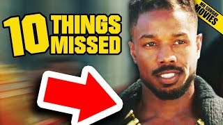 Download BLACK PANTHER Trailer 2 - Things Missed & Easter Eggs Video