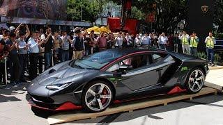 Download ¡Llegada del Lamborghini Centenario a México! Video