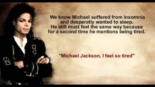 Download Michael Jackson's voice recorded after death Video