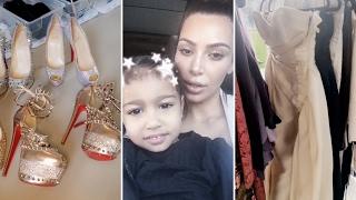 Download Kim Kardashian's Ten Million Dollar Closet Tour 2017 | Full Video Video
