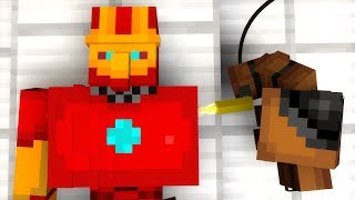 Download Iron Golem vs Zombie vs Villager Life 11 - Minecraft Animation Video